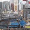 8.21.(金・曇)東証大幅安。銀座「甍」。