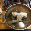 巨大冷麺も海鮮フォーも6000ウォン(600円)の時代