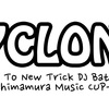 DJ バトル開催!!「 Road to NewTrickDjBattle CYCLONE -shimamura music cup-」
