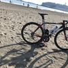 【ロードバイク】ゆるぽた: 江ノ島花粉ライド 80km