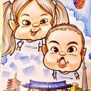 ティヤとアプとのヒロママ日記