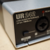 【オーディオインターフェース】Steinberg UR242が最強すぎる。という話