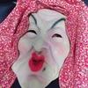 顔痩せマスク・・・これ!ちゃうやん~(笑)