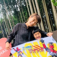 【スザンヌの妹マーガリンの子育てブログ】ホリデーパークと可愛いお洋服get!!