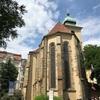 最終日のプラハ観光 聖フランツ教会