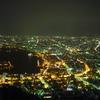 札幌函館5 旅の目的函館の夜景は見れるか!?