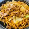 手打ちうどん やす坊【東区西大寺】本場の味、ひるぜん焼きそば!ここでも食べれます。
