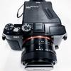 SONY DSC-RX1にSIGMAの外付けファインダーを