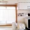 【キッチンの収納】背面キャビネットの吊戸棚は5割収納がベスト!