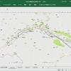 Mapion地図おまとめ印刷エクセルマクロ
