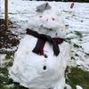 ジュネーブで雪だるまを比べてみた