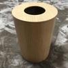 【レビュー】木製のお洒落なゴミ箱を探したら無印良品にたどり着いた