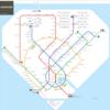 【シンガポールMRT】旅行時に便利!直感で分かりやすい路線図を発見、料金検索サイトもみっけ。
