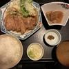 ぶ厚い一枚肉のしょうが焼き定食が名物、三条市の「福泉」に夕食を食べに行ってきた。