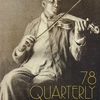 78 Quarterly No.3 (Volume 1, No.3)