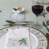 お祝いフランス料理