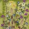 押し花(2)春の訪れを告げるツクシ