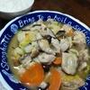 鶏と白菜の炒め煮