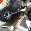 #バイク屋の日常 #ホンダ #ディオ #AF62 #ウィンカー #バルブ交換