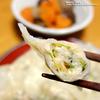 胡瓜と鶏肉のさっぱり水餃子のレシピ紹介