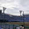 10/3(土)レース前日。野球観戦⚾️