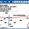 6月3日・日曜日 【もしもストーリーIF1:大阪電気軌道四条畷線】