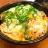 神戸三宮の地下街でかつ丼玉子2コを食す、いとウマシ。