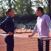 『テニス教えてください!』:ホントに思っているだろうか