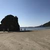 出雲観光 稲佐の浜(いなさのはま)& 一畑電鉄 「ご縁電車しまねっこ号」乗車