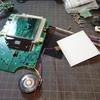 初代ゲームボーイのバックライト改造で反射板を剥くコツ
