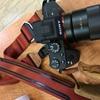 カメラストラップを買ってみた!