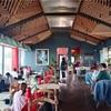 【済州島】BTSジョングクも訪問!子連れにもオススメな海沿いカフェ@Antoinette