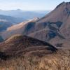 再び、鶴見岳へ 2010.12.12