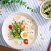 """韓国「夏に美味しい麺料理、 """"콩국수 ゛(コングクス、豆乳冷やしソーメン)レシピ」"""
