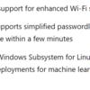 Windows 10 21H2 の概要が発表されました