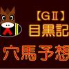 【GⅡ】目黒記念 結果
