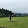スキー(オフトレ)ブログ 2017-2018 こりごりグラススキー編 @宇奈月、富山