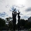 【一日一枚写真】大通の踊り子達【一眼レフ】