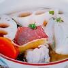 あさイチのおかずスープ2品『秋野菜と鶏肉』&『根菜とごま肉だんご』のスープレシピ~藤野嘉子さんの作り方