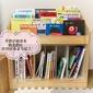 子供を片付け上手にする方法。おうちモンテで本棚を整理したら子供が自分で片付けるようになった!