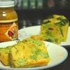 簡単!カレー風味!ブロッコリーとチーズのケーク・サレのレシピ!