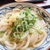冷たくサッパリ夏うどん!丸亀製麺さんで夏に食べる定番と言えばッ!!
