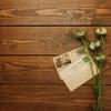 とっておきの手紙に使いたい手法〜『押し花』と『ロウ引き』〜『ツバキ文具店 第6話』