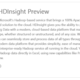 Azure HDInsight Preview を試してみる