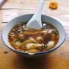 中国の食べ物「米豆腐」@湖南省芙蓉鎮