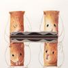 水彩画「Hamster / Harmonicist」