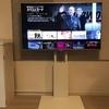 ついにBRAVIAの4Kテレビ買いました!そして調子に乗ってテレビスタンドとか諸々買ったって話し