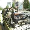 #バイク屋の日常 #仕入れ #リトルカブ #スーパーモレ #レッツ4