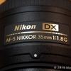 AF-S DX NIKKOR 35mm f/1.8Gの購入を悩んでいる人のために