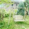 理想の庭づくり ブランコ編♪